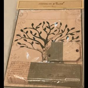 Once Upon A Family  Family Tree Scrapbooking Kit